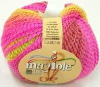 Euro Baby MAYPOLE Double Knitting Yarn / Wool 100g - 09 Lychee Perfume
